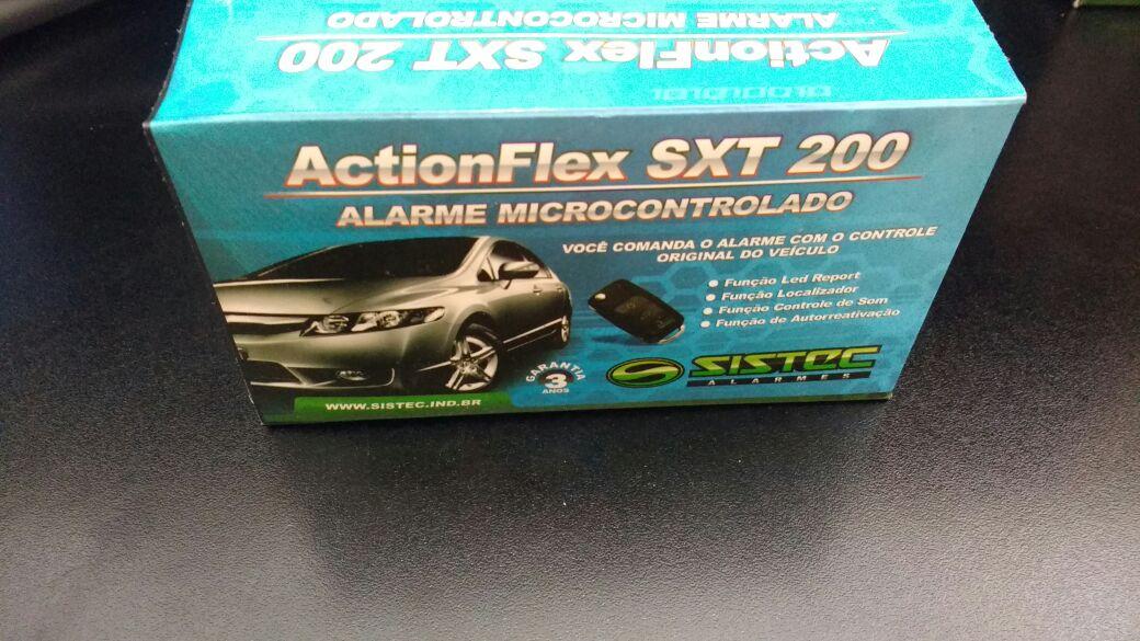 Alarme microcontrolado, com função de localizador, controle de som, reativação e led report.
