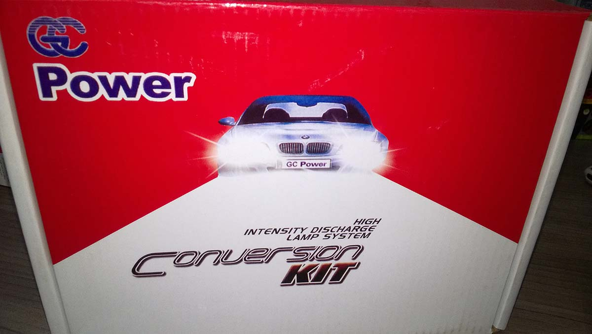 Kit xenon GC Power